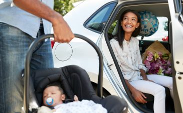 Newborn care: installing your car seat