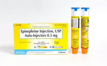 Can't find an Epipen? Here's what to do