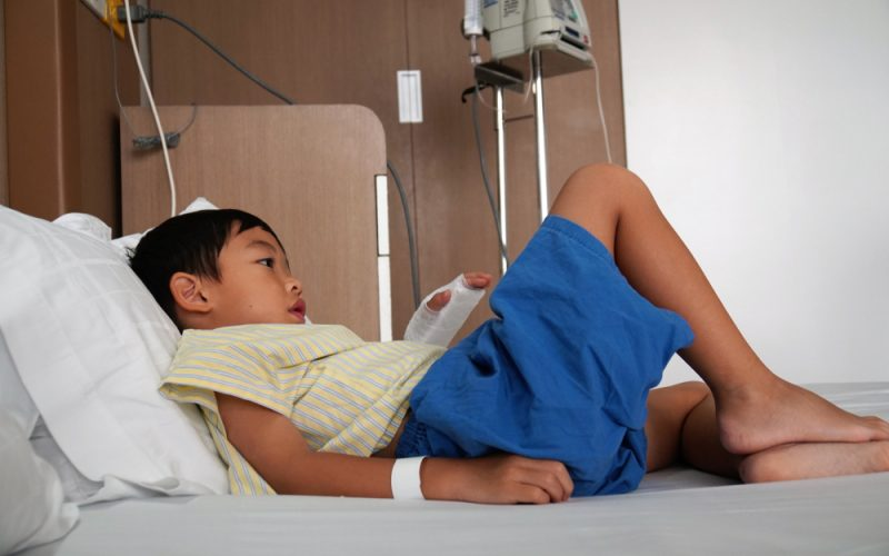 Acute flaccid myelitis: pediatric cases rising in the U.S.