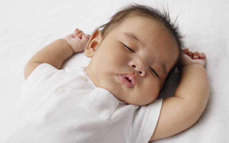 What's the best nursery temperature to prevent SIDS?