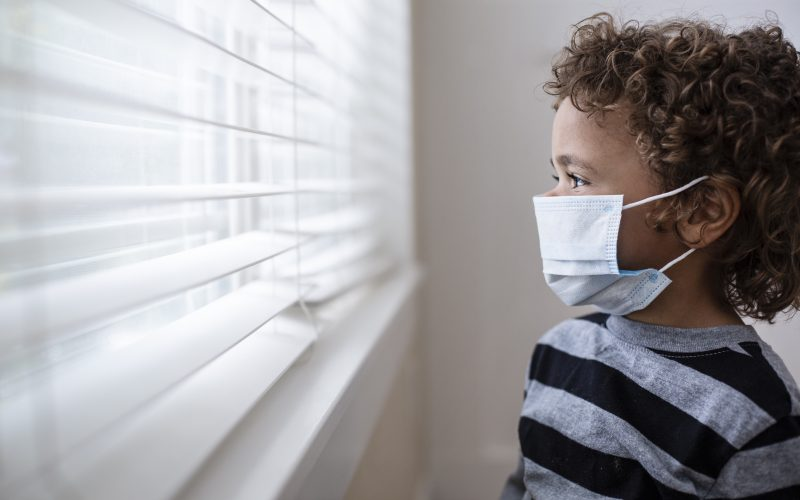 Do children need face masks during the coronavirus outbreak?